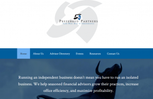 Preferred Partners Updated Screenshot